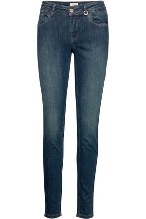 Pulz jeans Pzanna Jeans Slimmade Jeans