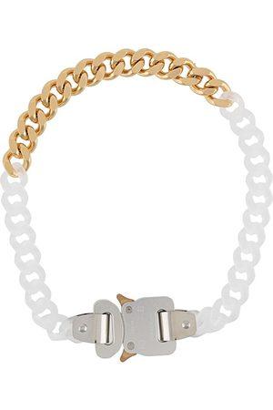 1017 ALYX 9SM Halsband med kontrasterande kedja