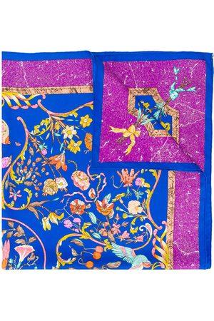 Hermès Pierres D'Orient D'Occident sjal från 1990-talet