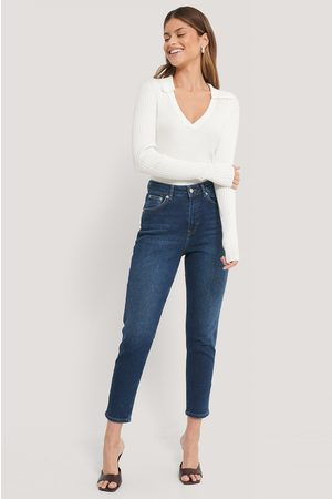 NA-KD Mom-Jeans