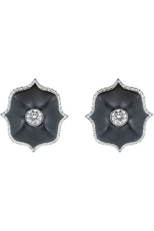 BAYCO Lotus diamantörhängen