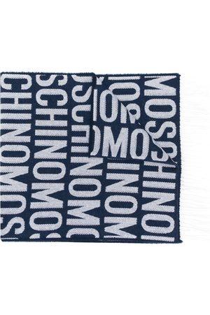 Moschino Man Sjalar - Sjal med logotyp