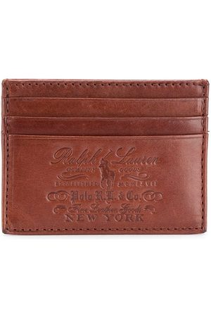 Polo Ralph Lauren Man Plånböcker - Korthållare med präglad logotyp