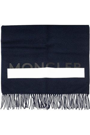 Moncler Logo scarf