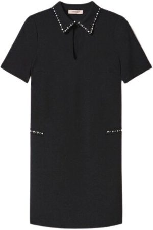 Twin-Set Short sleeve dress
