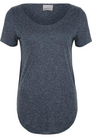 Vero Moda Kvinna T-shirts - T-shirt 'Vmlua