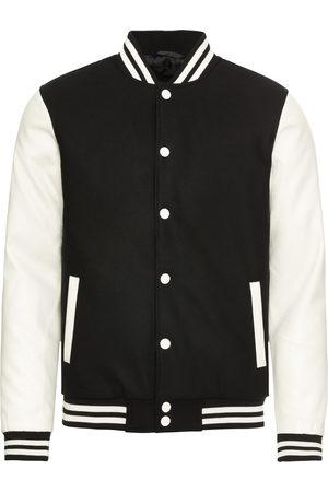 Urban classics Övergångsjacka 'Oldschool College Jacket