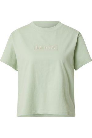 Levi's Kvinna T-shirts - T-shirt 'GRAPHIC VARSITY