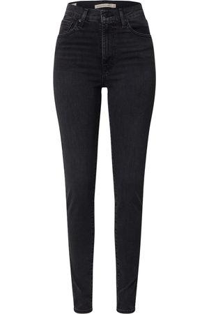 Levi's Kvinna High waist - Jeans 'MILE HIGH