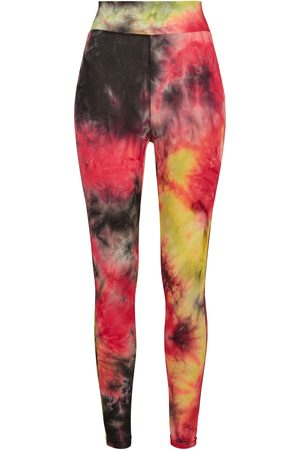 Urban classics Leggings 'Tie Dye
