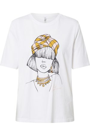 Only T-shirt 'Violet