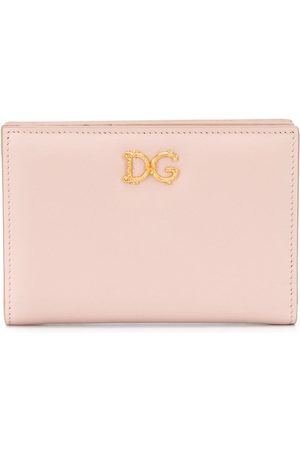 Dolce & Gabbana Logo-plaque wallet