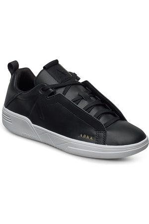 Arkk Copenhagen Uniklass Leather S-C18 Black - Wome Låga Sneakers
