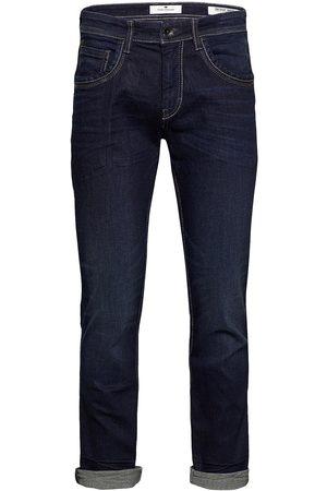 TOM TAILOR M Slimmade Jeans Blå