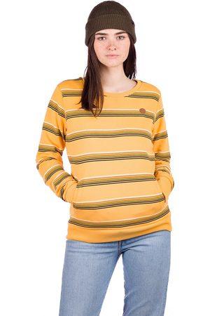 Kazane Daven Sweater amber/print