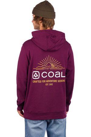 Coal Cultus Hoodie tawny port