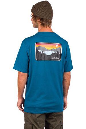 Coal Klamath T-Shirt morocan blue