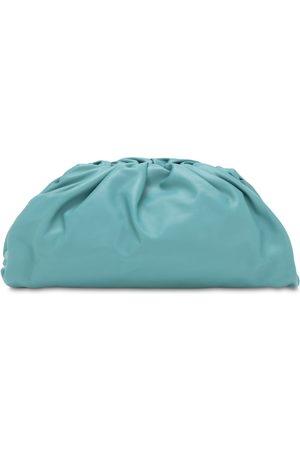 Bottega Veneta The Pouch Smooth Leather Bag