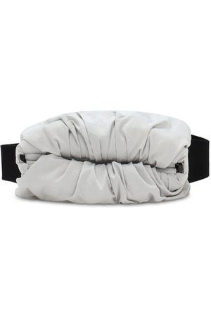 Bottega Veneta Light Paper Nylon Medium Belt Bag