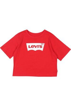 Levi's Flicka Skjortor - Shirt 'Light Bright Cropped Top