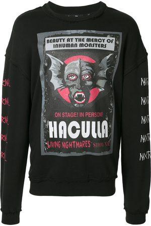 HACULLA Man Sweatshirts - Tröja med grafiskt tryck och logotyp