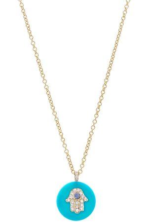 Noush Co-exist diamanthalsband i 14K gult