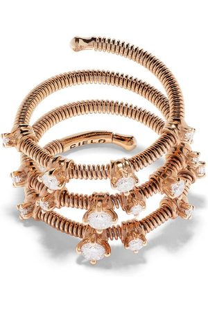 Mattia Cielo Diamantring i 18K roséguld