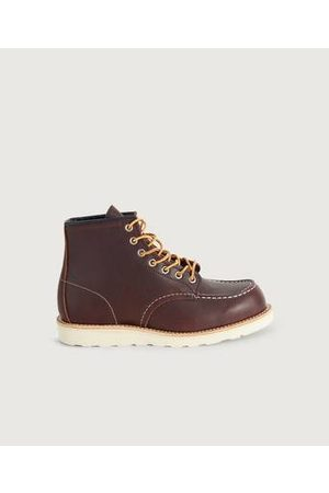 Red Wing Man Boots - Kängor 6-inch Classic Moc Toe