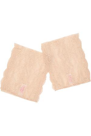MAGIC Bodyfashion Kvinna Strumpor - Overknee strumpor 'Be Sweet To Your Legs Lace