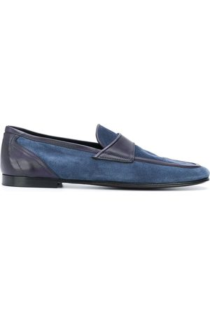 Dolce & Gabbana Colour block loafers