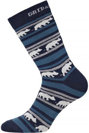 Gridarmor Striped Merino Socks