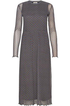 Modstrom Kvinna Mönstrade klänningar - Fairy Print Dress Knälång Klänning