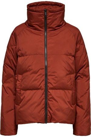 Selected Daisy down jacket