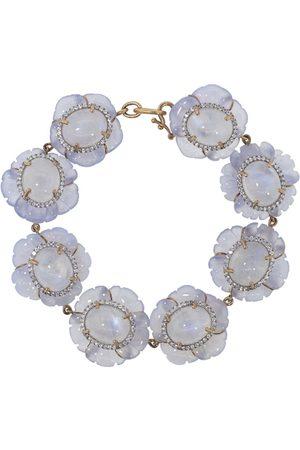 Irene Neuwirth Diamantarmband i 18K roséguld