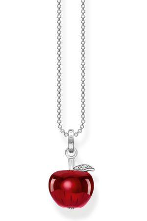 Thomas Sabo Halsband äpple rött