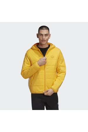 adidas Lightweight Zip-Through Padded Trefoil Hoodie
