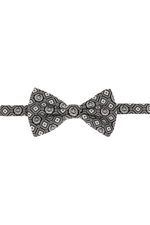 Dolce & Gabbana Mönstrad sidenfluga