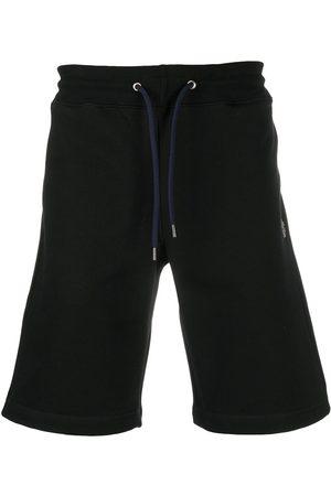 Paul Smith Zebra patch track shorts