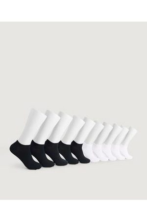 Studio Total Man Strumpor - Strumpor 10-pack Sneaker Socks Multi