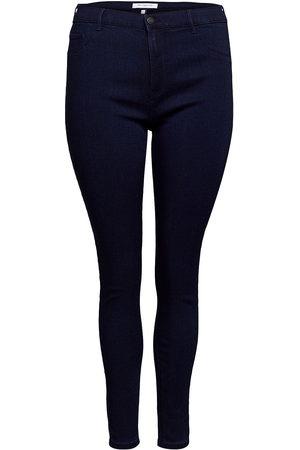Carmakoma Carstorm Push Up Hw Sk Jeans Dbd Noos Skinny Jeans