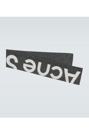 Acne Studios Toronty logo scarf