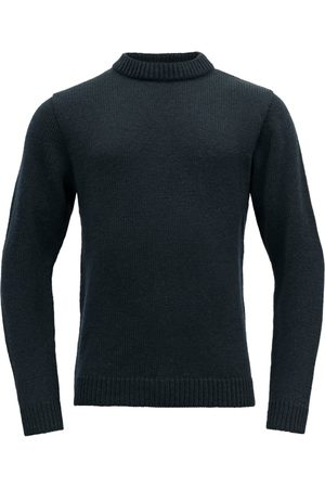 Devold Stickade tröjor - Arktis Sweater Crew Neck