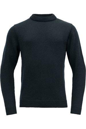 Devold Stickade tröjor - Arktis Sweater Crew Neck