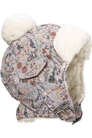 Elodie Details Cap - Vintage Flower Accessories Headwear Hats Multi/mönstrad