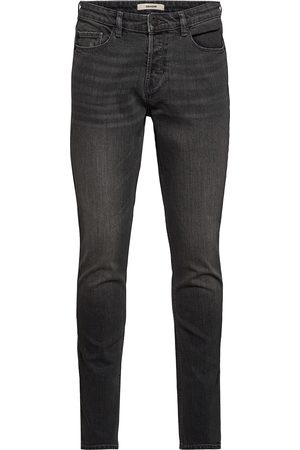 Zadig & Voltaire David Eco Gris Jeans Slimmade Jeans