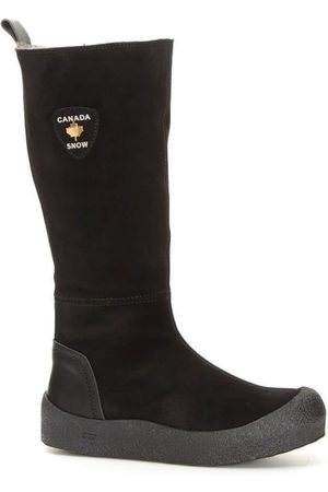 Canada Snow Women's Quebec High Curling Boots