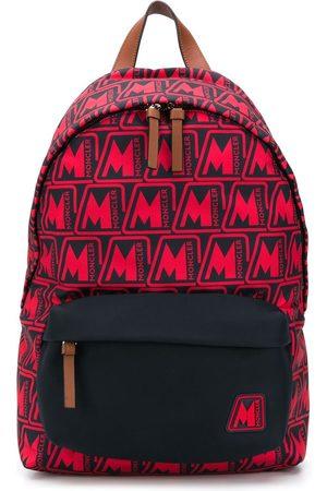 Moncler Pierrick ryggsäck med logotyp