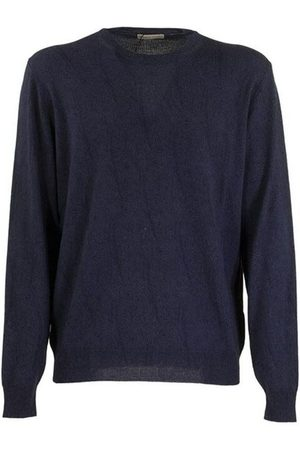 Etro Wool Jumper With Paisley Patterns