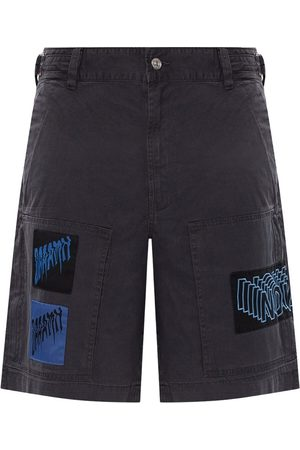 Diesel Patched shorts