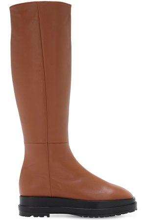 Reike Nen 40mm Leather Platform Boots